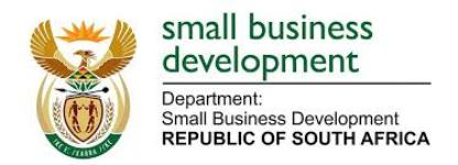 Department of Small Business Development
